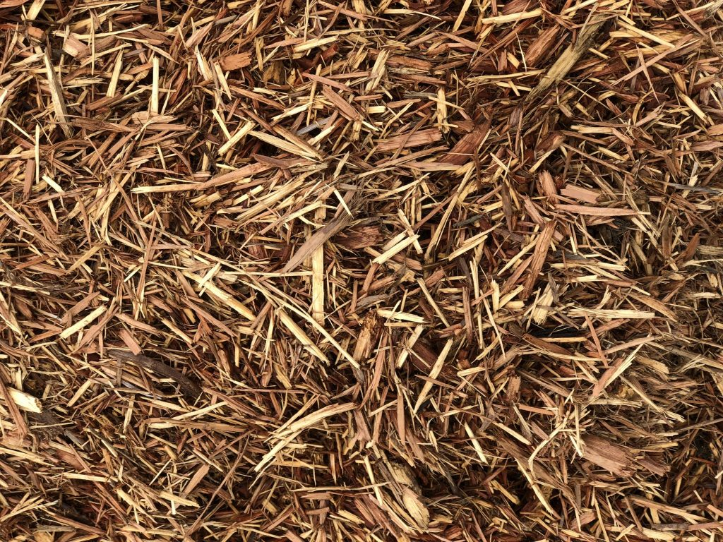 Cedar Mulch available in-store and online for pickup or delivery at Asheville Mulch in North Carolina