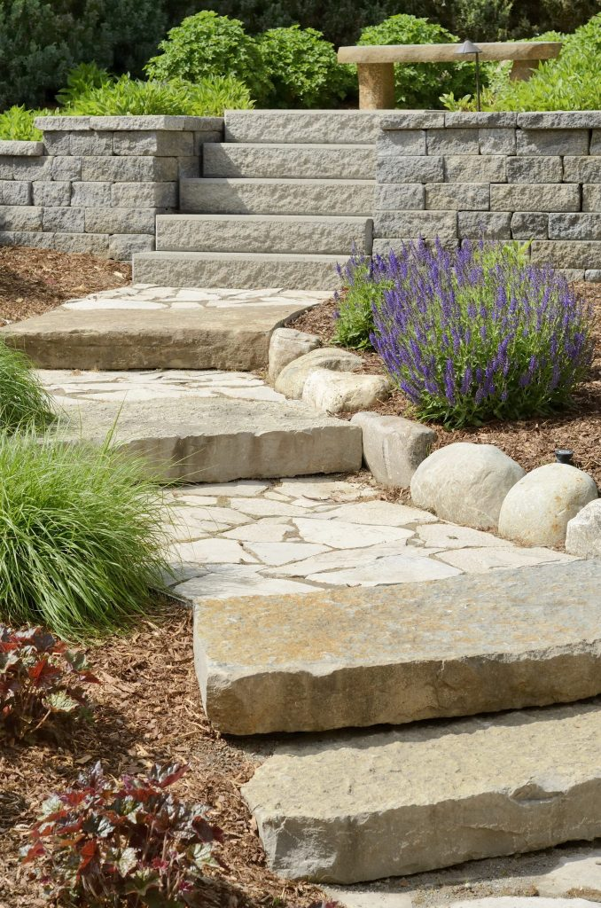 Professional Landscaping by Asheville Mulch Yard in the Asheville, NC area